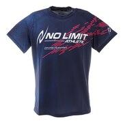 陸上ウェア シャツ グラフィックライト Tシャツ N68-102.05
