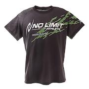 陸上ウェア シャツ グラフィックライト Tシャツ N68-102.07