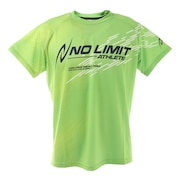 陸上ウェア シャツ グラフィックライト Tシャツ N68-102.38