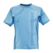 ドライプラスプロ 昇華Tシャツ 771PG0TF9604 SAX