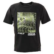 ドライプラス 半袖Tシャツ 771PG0TF9613 BLK