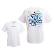 陸上ウェア シャツ ドライプラス 漢字Tシャツ 夢 771PG0TF9713 WHT