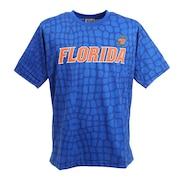 陸上ウェア プラシャツ FLORIDA CL8192021アオ