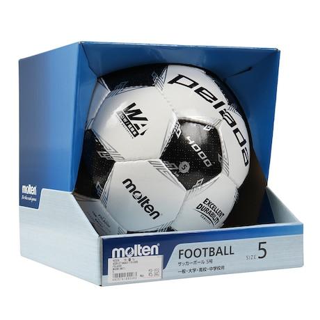 サッカーボール 5号球 (一般 大学 高校 中学校用) 検定球 ペレーダ4000 F5L4000 自主練