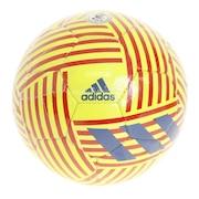 サッカーボール 5号球 (一般 大学 高校 中学校用) ネメシス グライダー AF5654YB  自主練