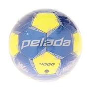 サッカーボール 5号球 (一般 大学 高校 中学校用) ペレーダ4000 F5L4000-BL