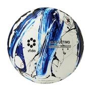 サッカーボール 5号球 VAIS ULTIMO SB-21VU03 WHT/BLU 5