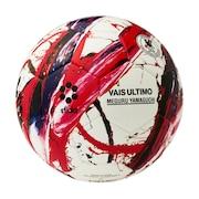 サッカーボール 5号球 ヴァイス ULTIMO 5 SB-21VU03 WHT/RED 5