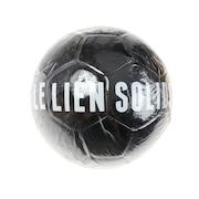 サッカーボール 5号球 (一般 大学 高校 中学校用) MACHINE マシンステッチ 781D9IM5717 BLK 自主練