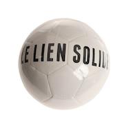 サッカーボール 5号球 (一般 大学 高校 中学校用) MACHINE マシンステッチ 781D9IM5717 WHT 自主練