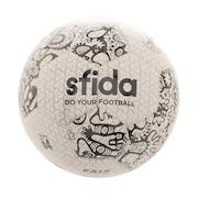 サッカーボール 4号球 (小学校用) 検定球 ジュニア VAIS ジュニア NK Edition BSF-VN03 WHT/BLK 4 自主練