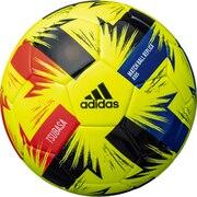 サッカーボール 4号球 (小学校用) 検定球 ジュニア ツバサ キッズ イエロー AF411Y