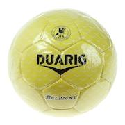 サッカーボール BALBIGNY 手縫い 4号球 781D9IM5752 YEL 自主練