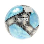 ジュニア サッカーボール 3号球 MACHINE 機械縫い 781GM1IM5806 BLU 3