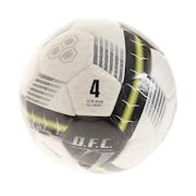 フットサルボール 4号球 LUCIEN フットサル 781D9 IM5796 WHT 自主練