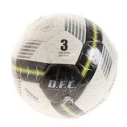 フットサルボール 3号球 ジュニア LUCIEN フットサル 781D9 IM5797 WHT