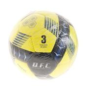 フットサルボール 3号球 ジュニア LUCIEN フットサル 781D9 IM5797 YEL 自主練