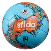 フットサルボール 4号球 インフィニート APERTO 4 SB-21IA02 BLU 4