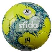 フットサルボール 4号球 インフィニート APERTO 4 SB-21IA02 YEL 4