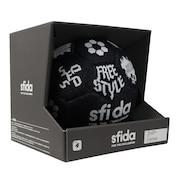 Freestyle サッカーボール4.5号 SB-21FS01 BLK