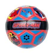 サッカーボール レトロ柄 HEROシリーズ スパイダーマン SB-21MV01
