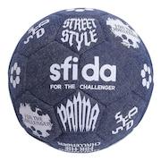 Street サッカーボール4.5号 SB-21SS01 BLU 4.5