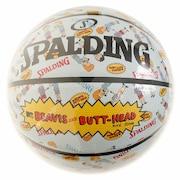 バスケットボール 7号球 (一般 大学 高校 中学校) 男子用 ビーバス アンド バットヘッド ラバー 84-068J
