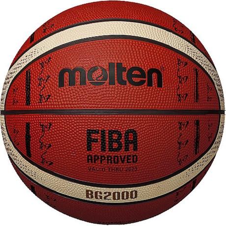 バスケットボール 7号球 (一般 大学 高校 中学校) 男子 BG2000 FIBA スペシャルエディション B7G2000-S0J 自主練