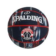 バスケットボール 7号球 (一般 大学 高校 中学校) 男子用 ウィザーズ マーブル ラバー 84-154J