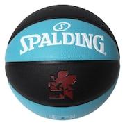 スポルディング×ラヂオエヴァ ネルフ×ヴィレ モデル 合成皮革 7号球 76-776J