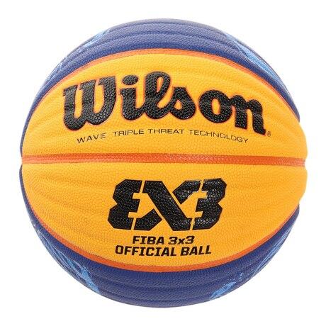 FIBA 3X3公式ゲームバスケットボール2020-21 WTB0533XB2020 自主練
