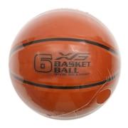 バスケットボール 6号球 (一般 大学 高校 中学校) 女子用 781G5ZK6620BRN 自主練