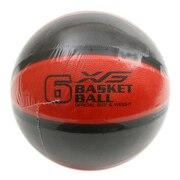 バスケットボール 6号球 (一般 大学 高校 中学校) 女子用 781G5ZK6620RED  自主練