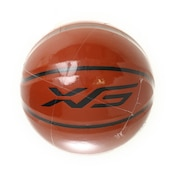 バスケットボール 6号球 (一般 大学 高校 中学校) 女子用 PU 781G7ZK5342 BRN 自主練