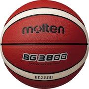 バスケットボール 6号球 (一般 大学 高校 中学校) 女子 BG3800 B6G3801 自主練