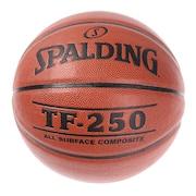TF-250 JBA公認 バスケットボール 6号球 (一般 大学 高校 中学校) 女子用 合成皮革 76-128J 自主練