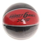 バスケットボール6号 781G1ZK5886 BLKRED