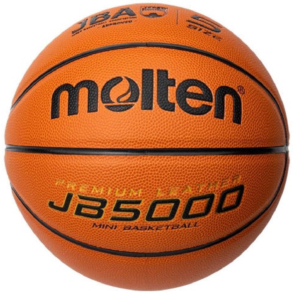 モルテン バスケットボール 5号球 (小学校用) 検定球 JB5000 B5C5000 自主練 5 80 バスケットボール