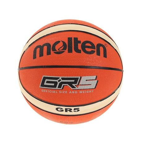 バスケットボール 5号球 (小学校用) ジュニア GR5 BGR5-OI 自主練