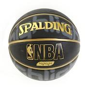バスケットボール 5号球 (小学校用) ジュニア ゴールドハイライト 83-362J 自主練