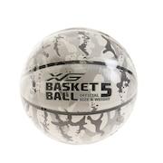 バスケットボール 5号球 (小学校用) ジュニア PU CAMO 781G8ZK1052 自主練