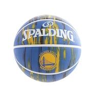 バスケットボール 5号球 (小学校用) ジュニア ウォリアーズ マーブル ラバー 83-929J  自主練