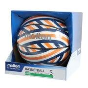 バスケットボール グラフィックレンジ 3rd 5号球 小学校用 B5F3602-ON 自主練