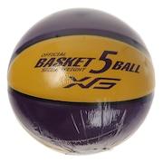 バスケットボール 5号球 781G1ZK5887 PULYEL