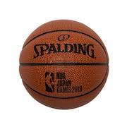 バスケットボール 1号球 (ミニボール) NBA ジャパンゲームSIZE1 76-557J 自主練