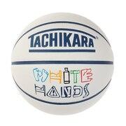 バスケットボール WHITE HANDS 7号球 SB7-239
