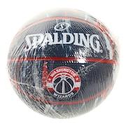 バスケットボール1号球(ミニボール) ウィザーズ マーブル SZ1 65-125J