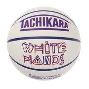 バスケットボール 7号球 WHITE HANDS DISTRICT SB7-255
