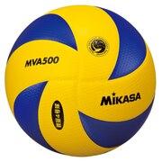 バレーボール 検定球 軽量4号球 MVA500