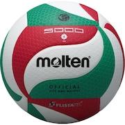 バレーボール 検定球 4号球 (中学校用・家庭婦人用) フリスタテックバレーボール V4M5000 自主練